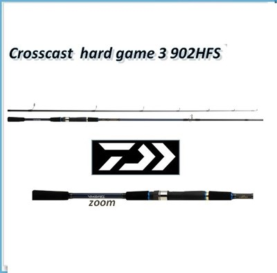 daiwa crosscast hard game 3