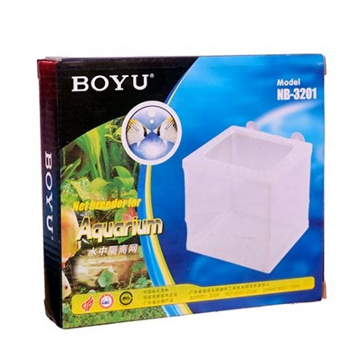 boyu  net breeder for aquarium