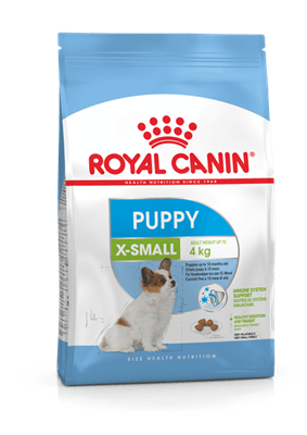 royal canin puppy x small 1.5 kg