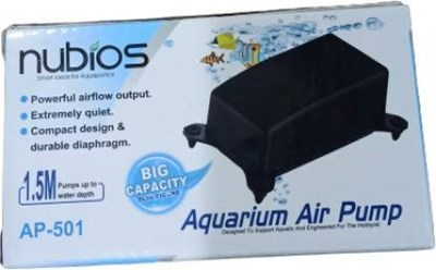 Nubios Aquarium Air Pump ap-501